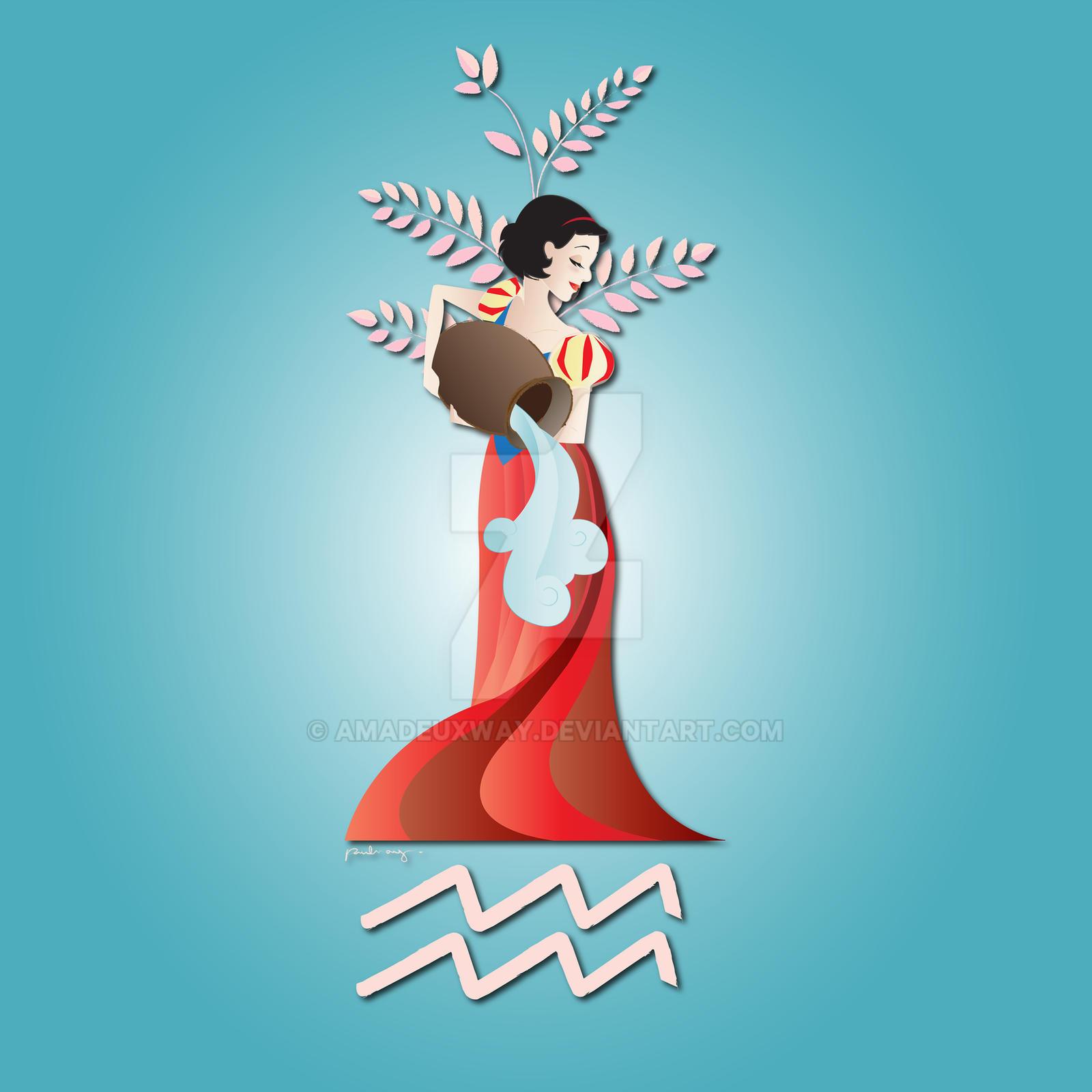 Aquarius - Snow White