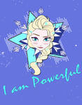 Pop Series - I am Powerful ( Queen Elsa)
