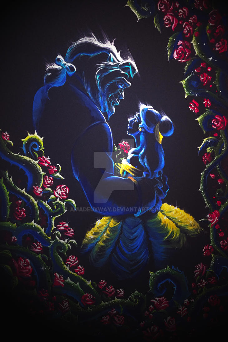 Beauty And Beast Movie Dining Room