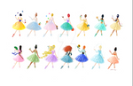 Ballerina Princesses