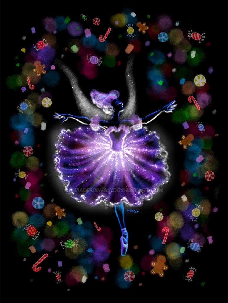 Sugar Plum Fairy by AmadeuxWay