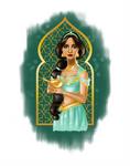 Princess Jasmine (Naomi Scott)