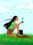 Dream Big, Princess! - Pocahontas