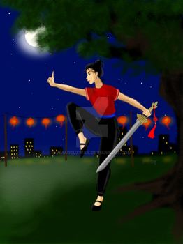 Dream Big, Princess! - Mulan