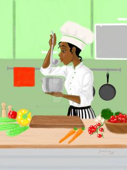 Dream Big, Princess! - Tiana the Big Chef