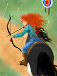 Dream Big, Princess! - Merida