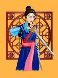 Mulan (Liu YiFei)