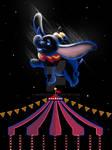 Luminous - Dumbo by AmadeuxWay