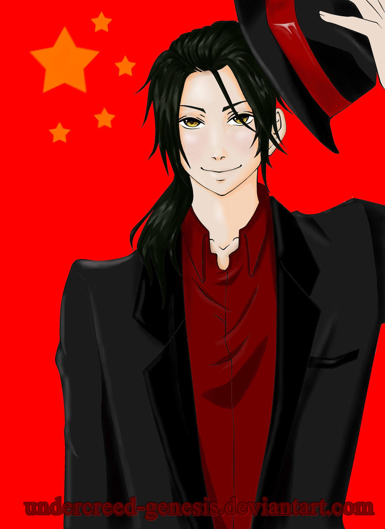 APH: China by undercreed-genesis