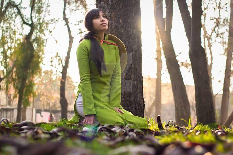 APH: Vietnam cosplay 7 by undercreed-genesis