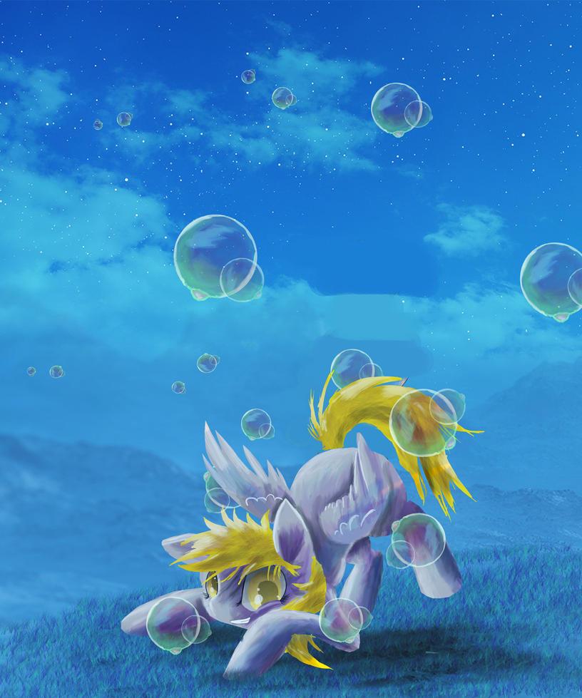 Bubbles by SuperRobotRainbowPig