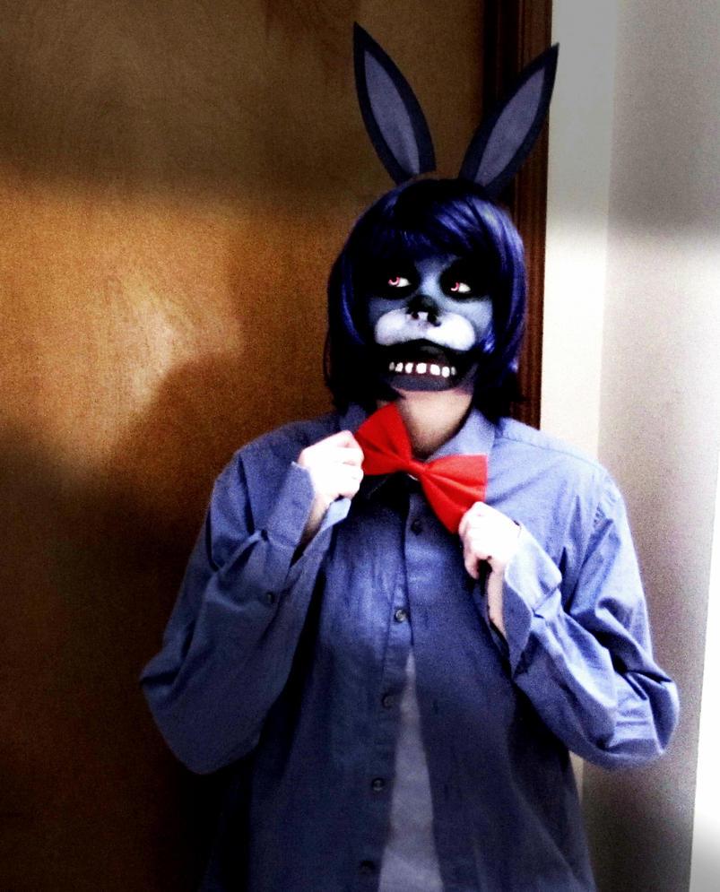 Bonnie the bunny face