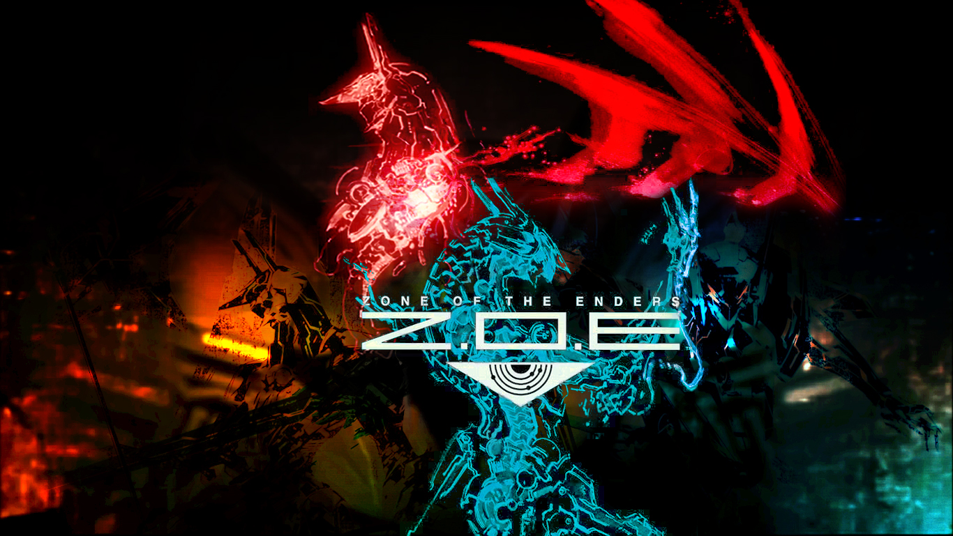 Zone Of The Enders JehutyAnubis Skeleton Wallpaper by