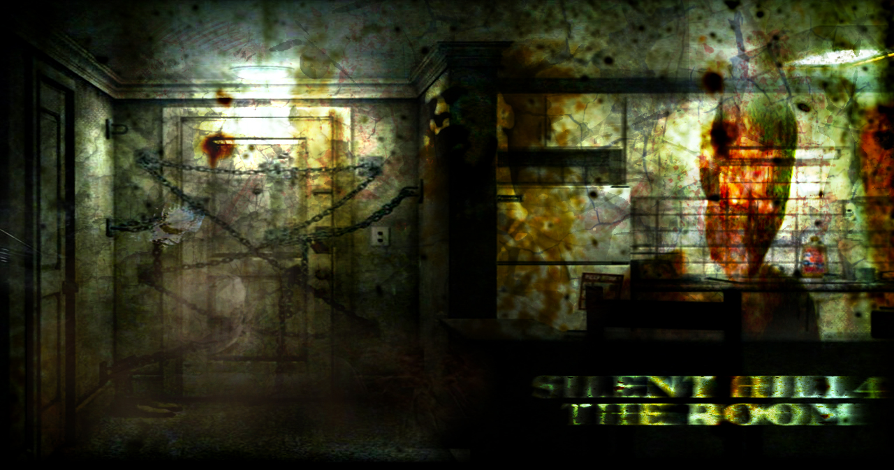 Silent Hill 4 Room Wallpaper Hauntings By Ourouterheaven On Deviantart