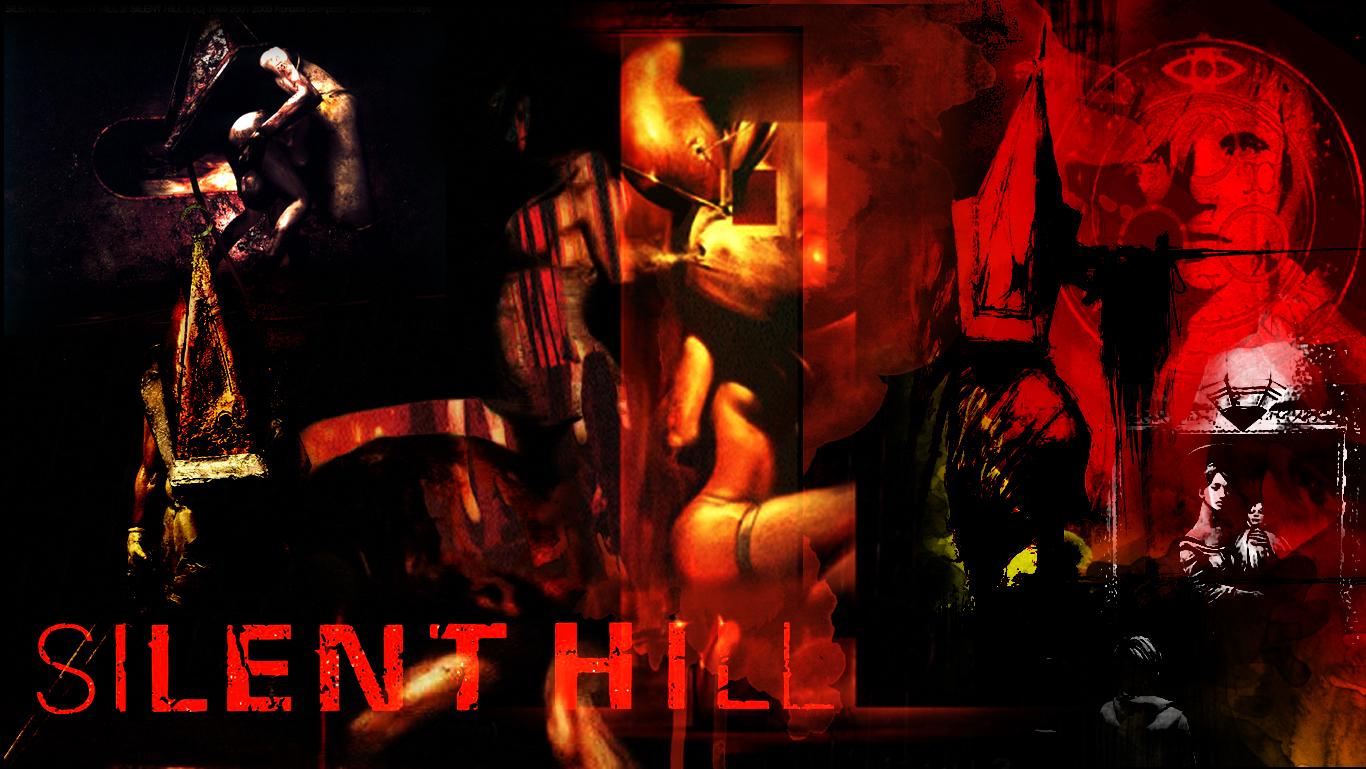 silent hill pyramid head wallpaper