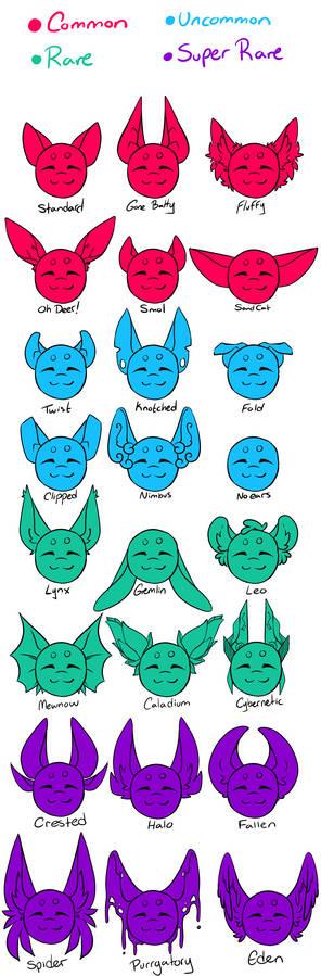 [Catsune] Ear Traits