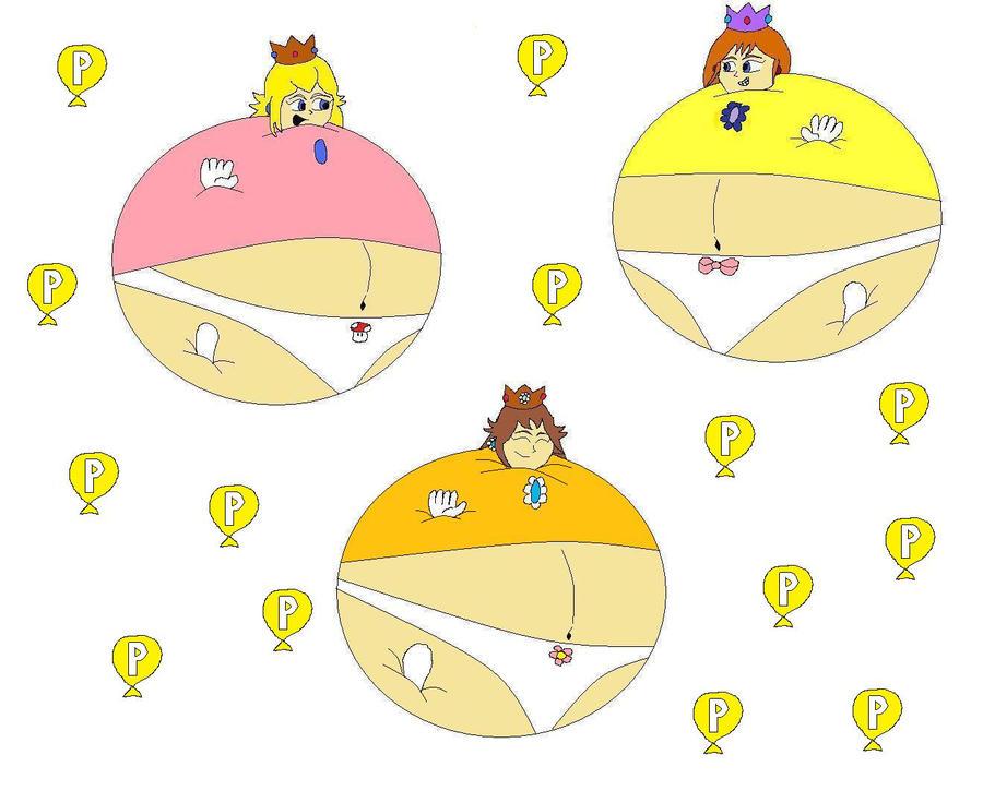 P Balloon: Princess P-Balloons By Barricade80 On DeviantArt