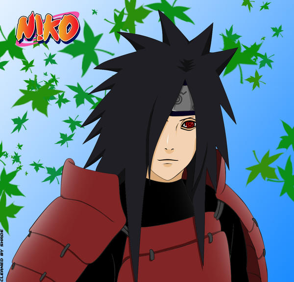 Uchiha Madara by niko91