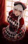 Crimson Red Queen