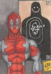Deadpool Shooting Range