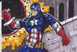 Captain America PSC
