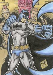 Batman by William-Kunkle