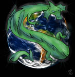Earth Dragon by Lovelyruthie