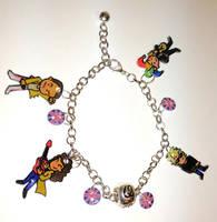Kawaii Queen Bracelet by Lovelyruthie