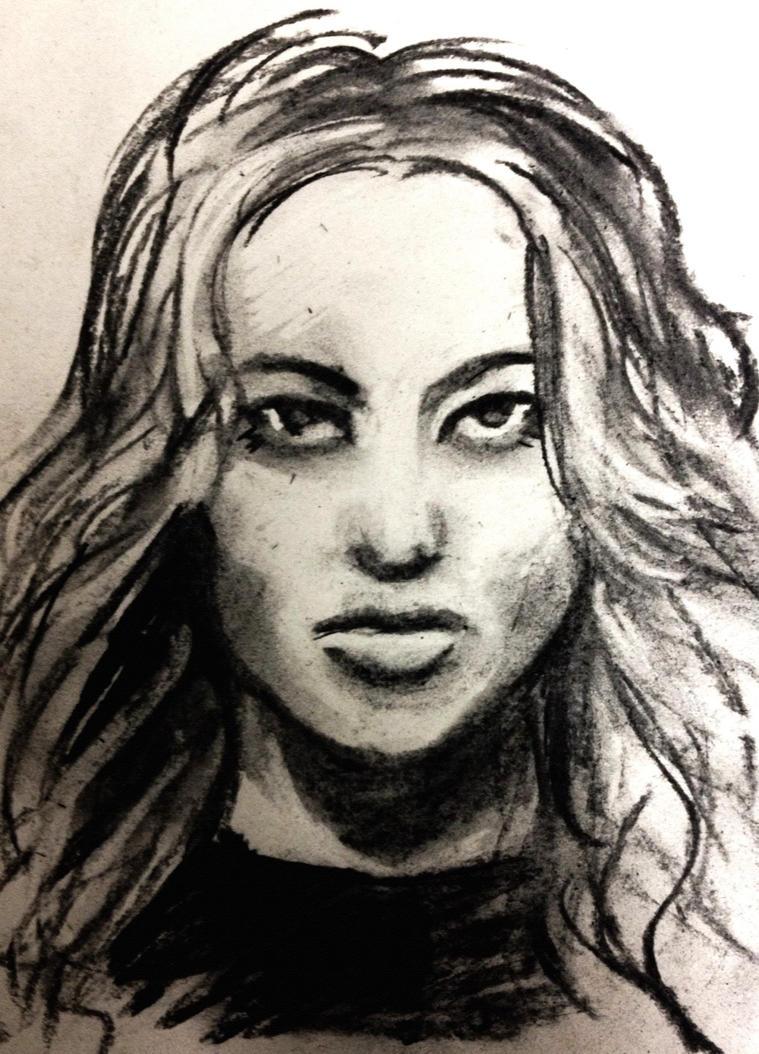 Jennifer Lawrence by Lovelyruthie