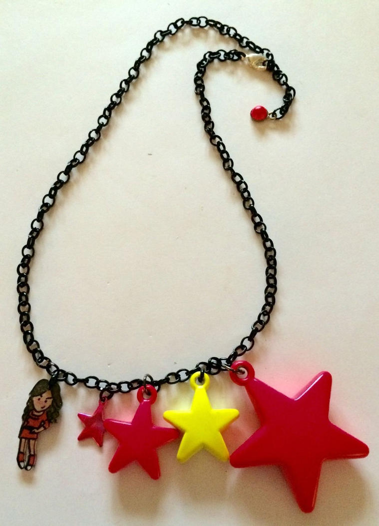 Oswin Oswald Show Me the Stars necklace by Lovelyruthie
