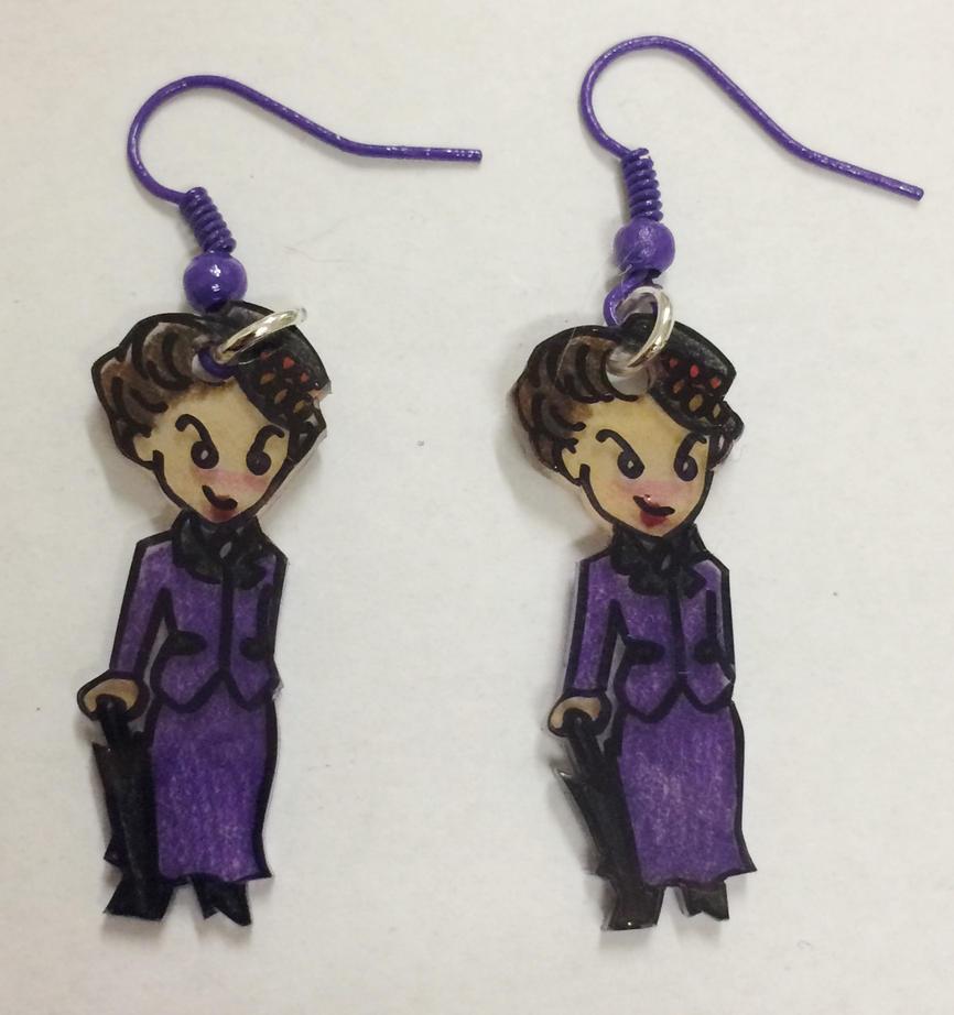 Missy earrings by Lovelyruthie