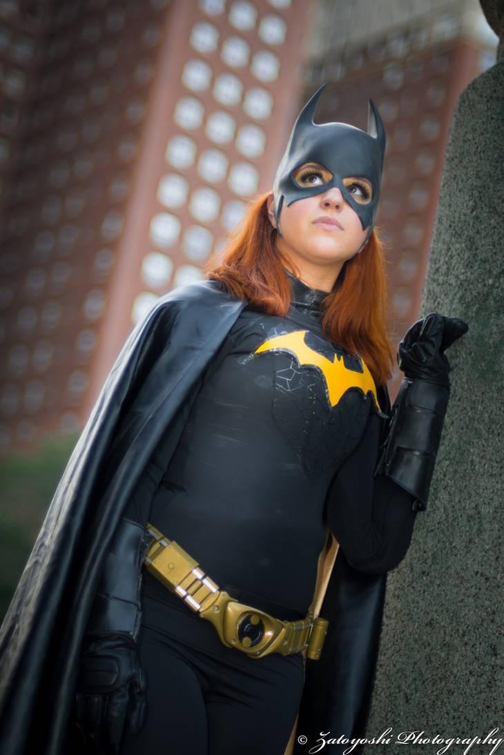 Batgirl 2 by BevanMaria