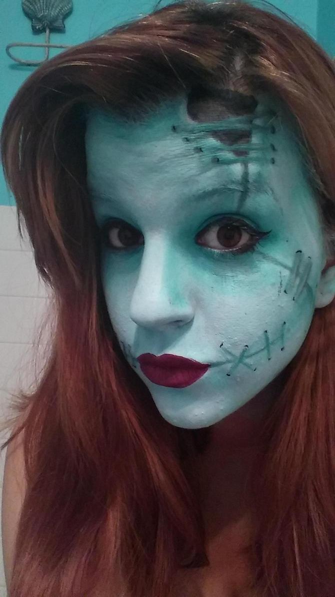 Sally Makeup Bevanmaria Deviantart