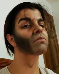 Wolverine Makeup by BevanMaria