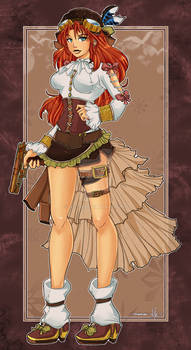 Commission: Steampunk