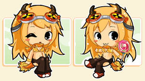 Gaia Online: Chibi'd