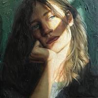 'Bright Side' ~ Self Portrait