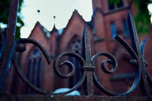 Church by kleinerteddy