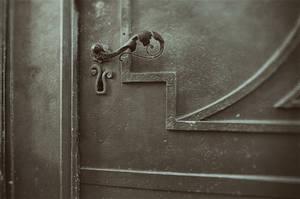 Behind This Door by kleinerteddy