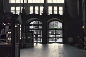 Station by kleinerteddy