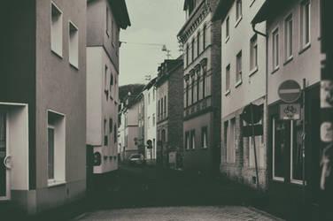 Village Away by kleinerteddy