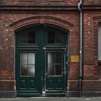 Courtyard Entrance by kleinerteddy