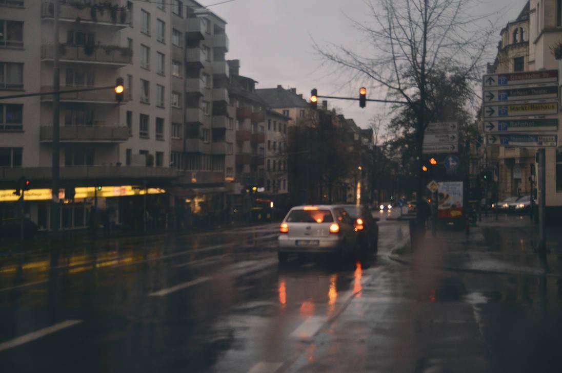 Big City Dream by kleinerteddy