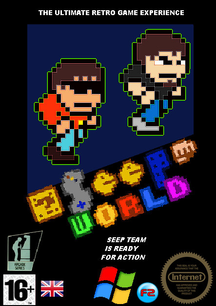 Cover of SEEP World by SEEProduction