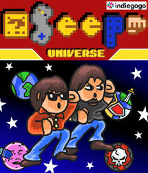 SEEP Universe, new indie game with retro style!