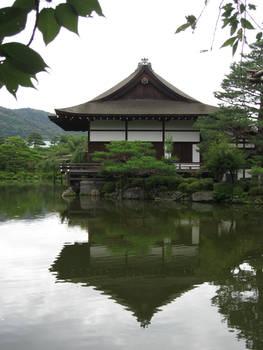 Japan Temple Garden