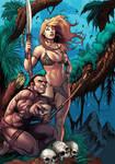 Deviation 34-Jungle girl Cover