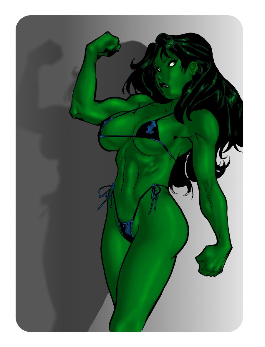 Hulk Sexy 103