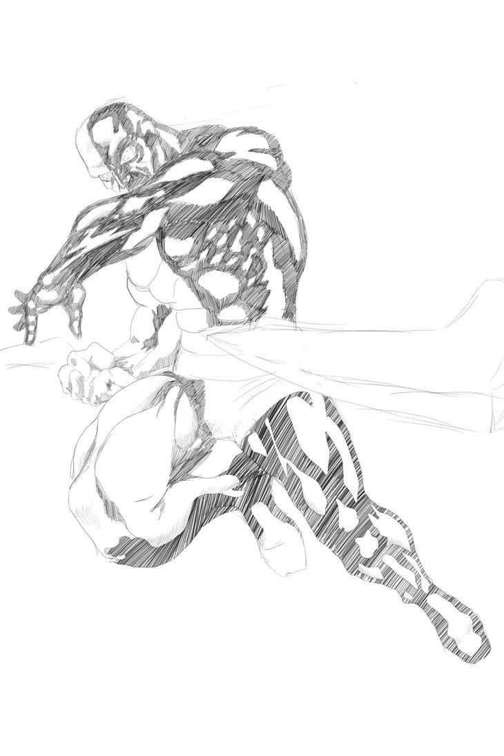 Dynamite Comics' Daredevil by turbosuo