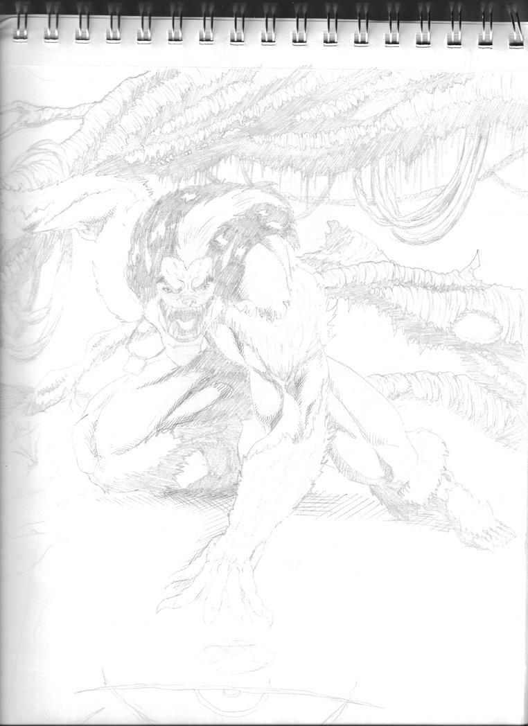 Talon the Feral by turbosuo